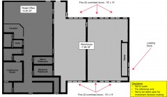 Floor Plan Modified